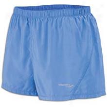 Saucony Performance Short - Womens - Blue Crush