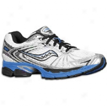Saucony Progrid Ride 4 - Mens - White/blue