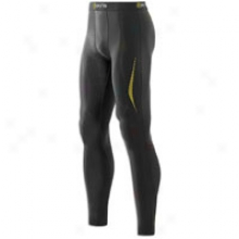 Skins A100 Throughout Compression Close-fitting - Mens - Bllack