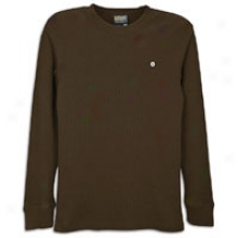 Southpole Basic L/s Thermal - Mens - Brown