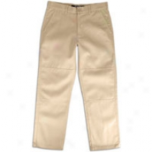 Southpole Basic Twill Pant - Mens - Deep Khaki