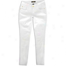 Southpole Colored Jeans - Womens - White
