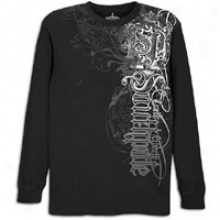 Southpole Premium Sieve Print Thermal - Mens - Black