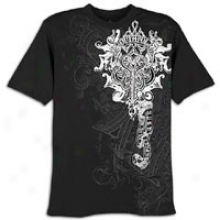 Southpole Premium T-shhirt With Sfuds - Mens - Black
