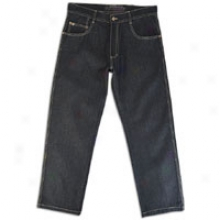 Southpole Relaxed Fit 4180 Jean - Mens - Raw Indigo