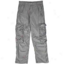 Southpole Wasbed Cargo Pants - Mens - Dark Grey
