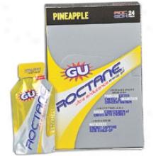 Sports Street Gu Roctane Energy Gel 24 Pack - Pineapple