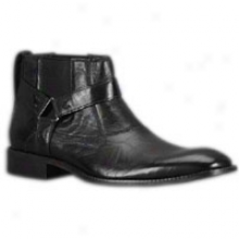 Stacy Adamw Envoy - Mens - Blqck Leather