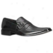 Stacy Adams Harlow - Mens - Black Leather
