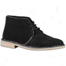 Stacy Adams Sandstorm - Mens - Black Suede