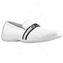 Stacy Adams Squi5e - Mens - White