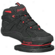 Strength Training A whole  Strength Shoe - Mens - Black/red