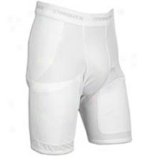 Stromgren High-performance Fiev Pocket Girdle - Mens - White