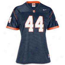 Syracuse Nike College Replica Football Jersey - Womens