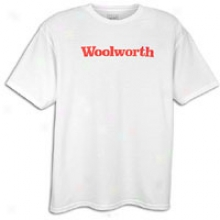 Team Edition Woolworth Graphic S/s T-shirt - Mens - White/red