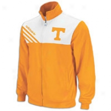 Tennessee Adidas College Celebration Track Jacket - Mens - Light Orange