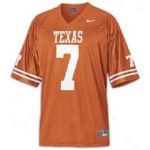 Texas Nike Player Football Replica Jersey - Mens - Dark Orange