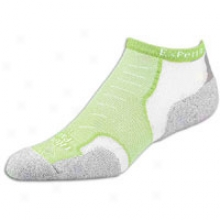 Thorlo Experia Coolmax Sock - Lime