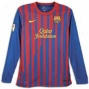 Barcelona Nike Protracted Sleeve Soccer Club Replica Jersey - Mens - Storm Blue/storm Red/tour Yellow
