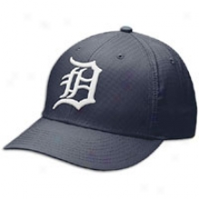 Tigers Nike Mlb Dri-fit Practice Cap 12 - Mens - Navy