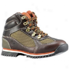 Timberland 2.0 Euro Hiker - Big Kids - Brown Smooth