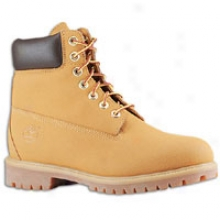 "Timberland 6"" Premium Scuff Proof - Mens - Wheat"
