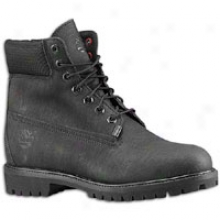 "Timberland 6"" Waterproof Boot - Toddlers - Black Gfove Scuffproof"