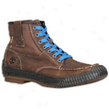 Timberland City Adventure Moc Toe Chukka - Mens - Medium Brown Tumbled Oil