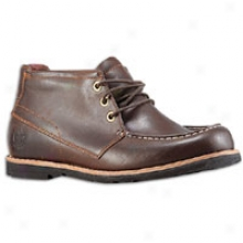 Timberland Earthkeepers 2.0 Chukka - Mens - Burnished Dark Brown Leather