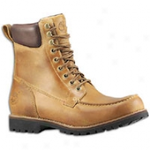"Timberland Earthkeepers 7"" Moc Toe Boot - Mens - Golden Beige"