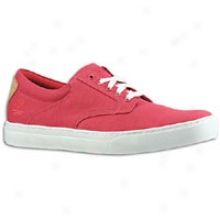 Timberland Earthkeepers Canvas Deck Oxford - Mens - Red