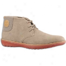 Timberland Earthkeepers Fct Plain Toe Chukka - Mens - Greige Suede