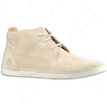 Timberland Earthkeepers Moc Toe Chukka - Mens - Off Pure Viscid Suede