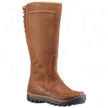 Timberland Earthkeepers Mount Holly Tall - Womens - Medium Brown