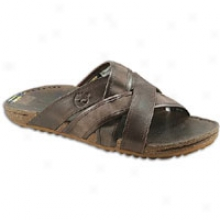 Timberland Earthkeepers Slide - Mens - Brown