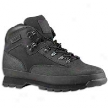 Timberland Euro Hiker - Little Kids - Black Groove Scuffproof