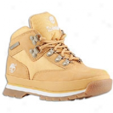 Timberland Euro Hiker - Little Kids - Wheat/wheat