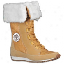 Timberland Grammercy Tall Lace Up Boot - Womens - Wheat