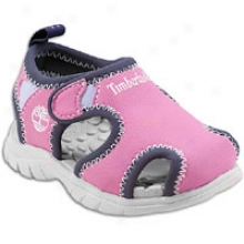 Timberland Little Harbor - Toddlers - Pink/navy