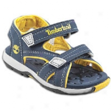 Timberland Mad River - Toddlers - Navy/yello