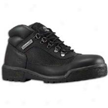 Timberland Mid Field Boot - Mens - Black