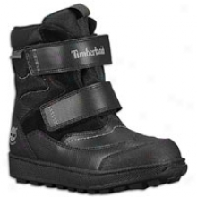 Timberlad Polar Cave Boot - Toddlers - Black/grey