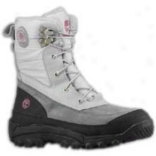 "Timberland Rime Ridge 8"" Winter Waterproof - Womens - Grey"