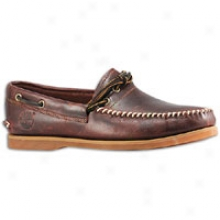 Timberland Slip On Boat - Mens - Rootbeer Smooth
