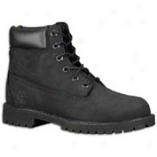 Timberland Waterproof Boot - Big Kida - Black