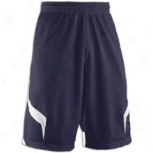 "Under Armour 12"" Valkyrie Short - Mens - Midnight Navy/white"