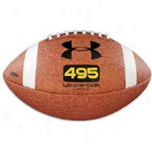 Under Armour 495 Authoritative Size Composite Football - Mens