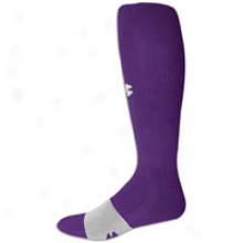 Under Armour All Sport Sock - Mens - Purple