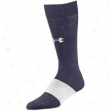 Underr Armour Allsport Cushion Sock - Big Kids - The dead of night Nzvy