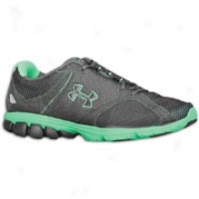 Under Armour Assert - Womens - Chacoal/aloe/charcoal